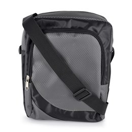 BB0738 MENS RIPSTOP NYLON CROSS BODY BAG