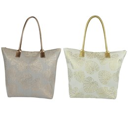 BB1054 PAPERSTRAW PALM LEAF  BAG