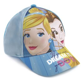 CM0307 DISNEY CAP PRINCESSES