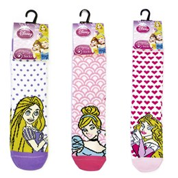 CM0401 DISNEY SOCKS - PRINCESSES