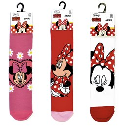 CM0402 DISNEY SOCKS - MINNIE