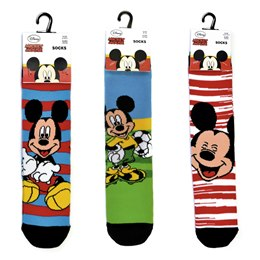 CM0403 DISNEY SOCKS - MICKEY