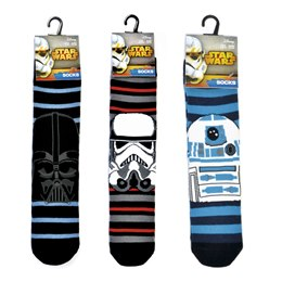 CM0405 DISNEY SOCKS - STAR WARS