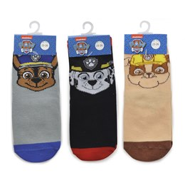 CM0406 DISNEY SOCKS - BOYS PAW PATROL