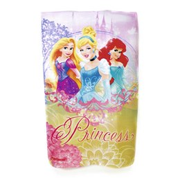 CM0502 DISNEY BLANKET - PRINCESSES