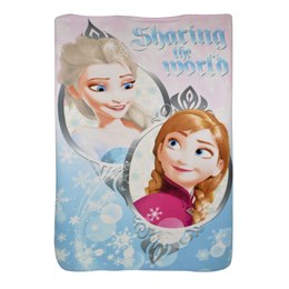 CM0505 DISNEY BLANKET - NEW FROZEN