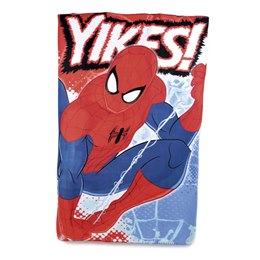 CM0507 DISNEY BLANKET - SPIDERMAN
