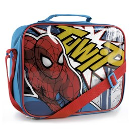 CM0803 DISNY LUNCH BAG - SPIDERMAN