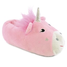 FT1074 GIRLS UNICORN SLIPPER