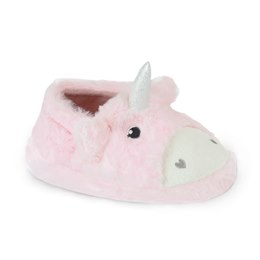 FT1597 GIRLS UNICORN SLIPPER