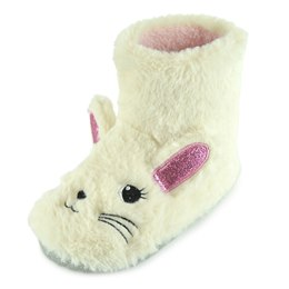 FT1729 KIDS BUNNY BOOTEE