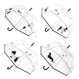 UU0334 LADIES DOG DOME UMBRELLA