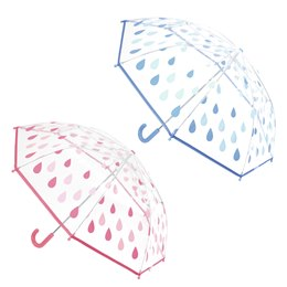 UU0336 KIDS RAINDROPS UMBRELLA