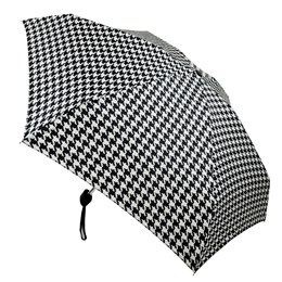 UU0342 5 SECTION SEMI FLAT UMBRELLA (DOGTOOTH)